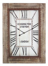 "Часовник ""Kensington Station- London"""
